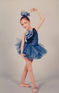 Jeanette - Ballet early years no anxiety