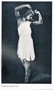 Narcissism Nijinsky