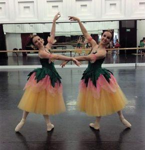 negative ballet mindset