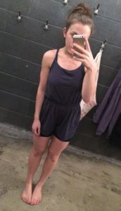 dancer anorexic