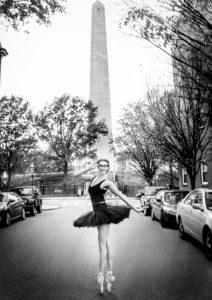 ballerina, transition