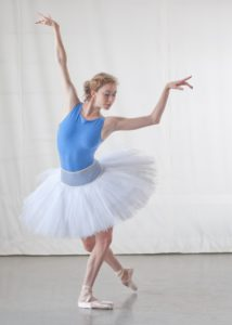 ballerina, transition