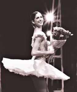 Ballerina - bouquet