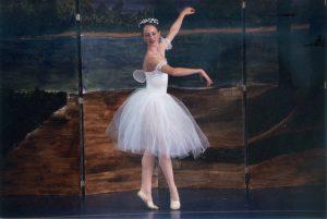 Biscuit Ballerina