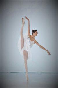 Ballerina - white tutu